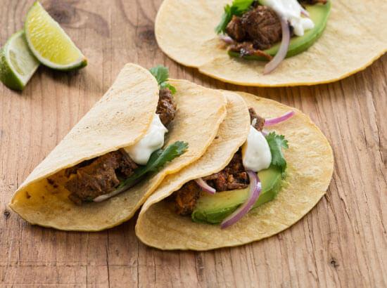 Beef Barbacoa Tacos Recipe