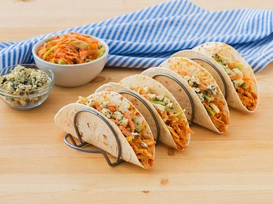 550x410_Buffalo Chicken Tacos