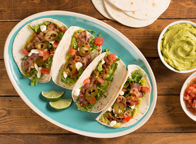 550x410 BLT Tacos