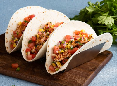 550x410 BBQ Salmon Tacos